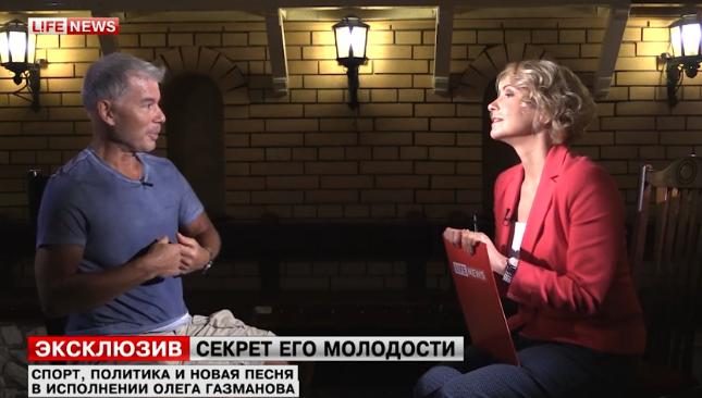 Газманов: Моя гражданская позиция жесткая, я не позволю обижать Россию