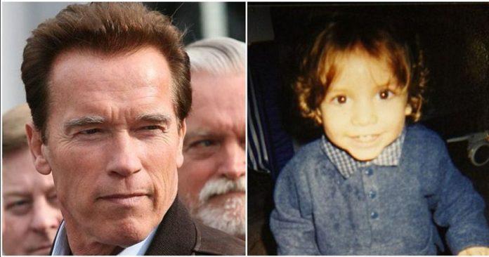 Незаконный сын Арнольда Шварценеггера вырос и очень похож на отца!