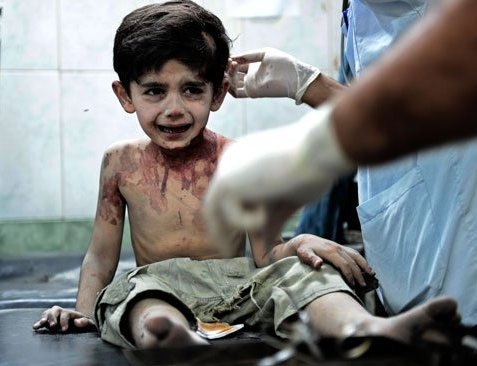 Крик души. Пронзительные слова сирийского мальчика, которые повергли в шок всё человечество...