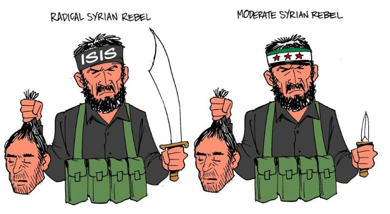 Хорошие и плохие террористы США