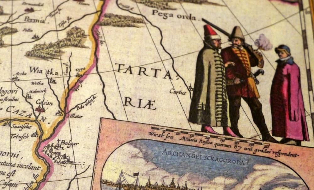 Таинственная карта царевича Годунова