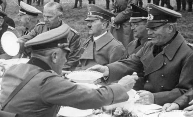 Сухпай Рейха: еда из немецких окопов