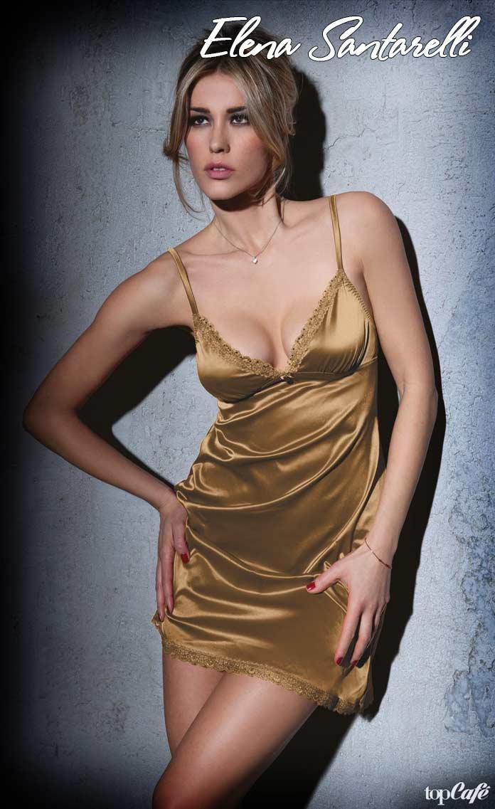 Красивые итальянские актрисы: Elena Santarelli