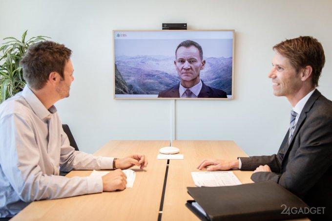 Главного экономиста банка заменят цифровым клоном (3 фото)