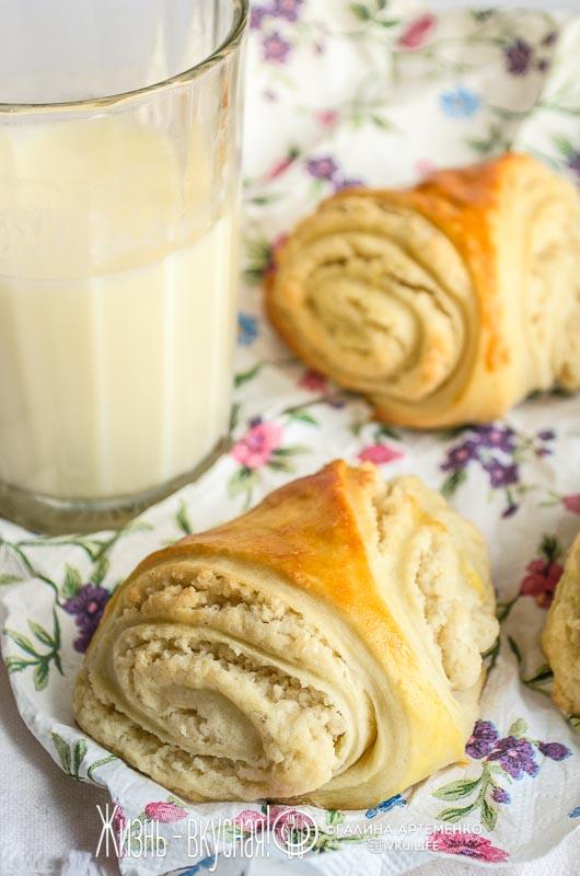 Интересное печенье Гата армянская кухня,сладкая выпечка