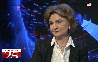 Наталия Нарочницкая о визите Керри в Москву