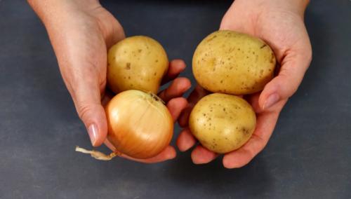 Папа научил жарить картофель по-новому: я даже хвасталась рецептом перед подругами