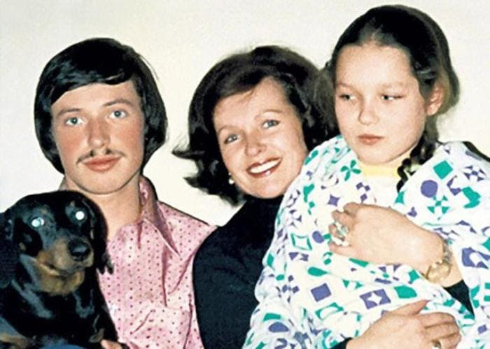 Актриса с детьми | Фото: liveinternet.ru