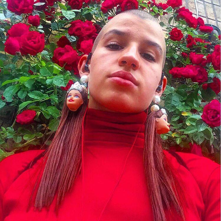 Фрейя Линдберг — фотограф и гей-активистка из Стокгольма (+18)