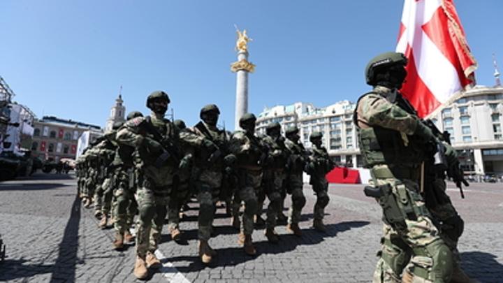 «Путин засовывает палец с солью в рану заложнику». Украинский актёр обнаружил, кто стоит за провокациями в Тбилиси