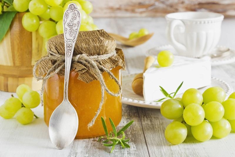 Хитрости приготовления виноградного варенья