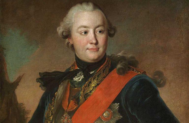 Граф Орлов: почему бывший фаворит Екатерины II сошел с ума