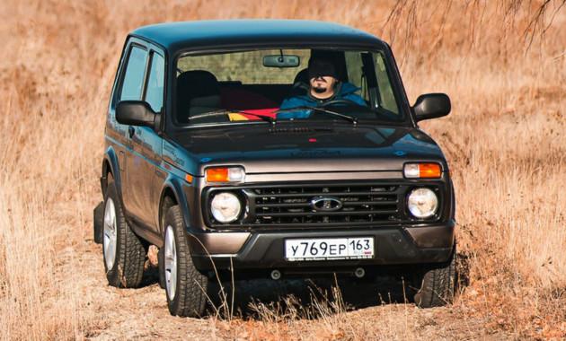 Новая Lada 4×4 сохранит стиль предшественника