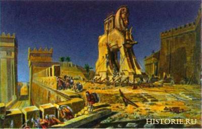 Древние цивилизации. Троянская война: Миф и реальность