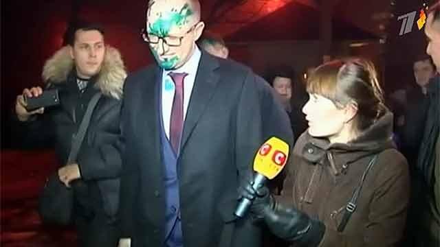 Яценюк заявил о готовности уйти в отставку, но при одном условии