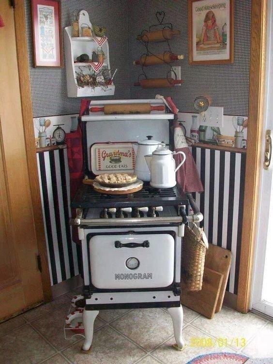 1920 всячина, интересное, история, кухня, плита, факты