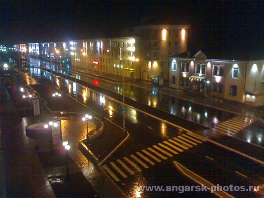 Город родной - Ангарск!