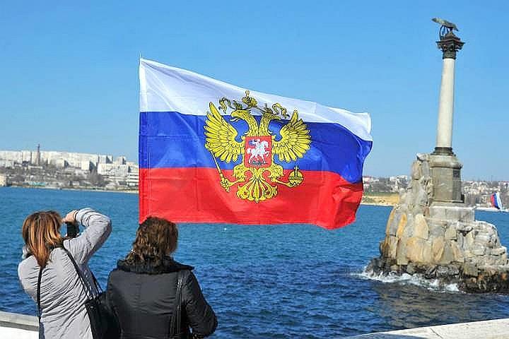 Bloomberg удалило из публикации карту с «нейтральным» Крымом