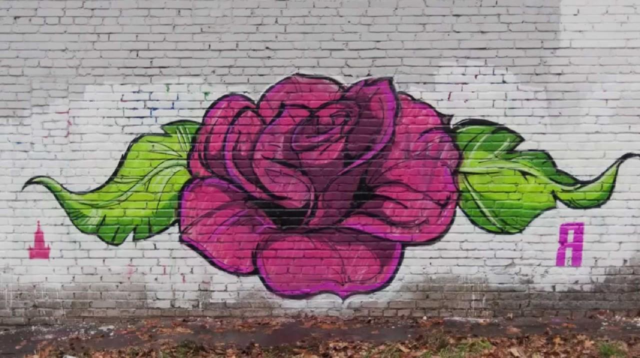 Граффити VS фашизм