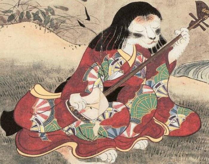 10 странных и мистических кошек, в которых когда-то верили люди