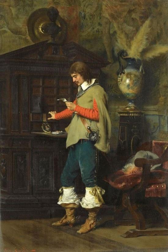 художник Тито Конти (Tito Conti) картины – 14