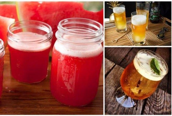 20 идеальных пивных коктейле…