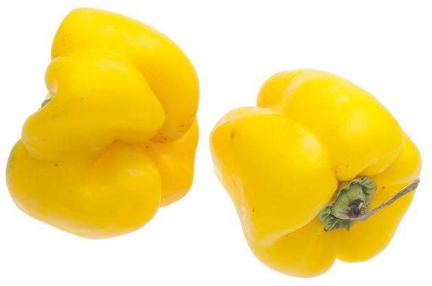 Почему вырастают неровные плоды перца?
