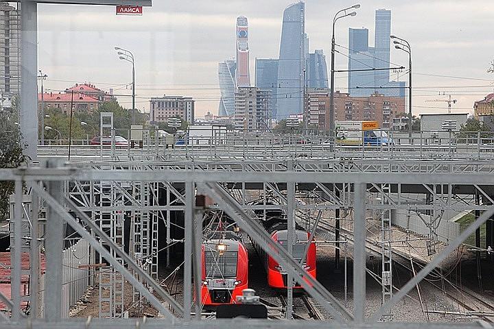 В Москве на МЦК построят прозрачные переходы
