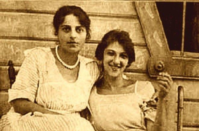 История о том как к Фаине Раневской приехала сестра из Парижа