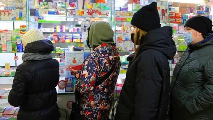 Неожиданный поворот: Нехватка антибиотиков в России нас и спасёт россия