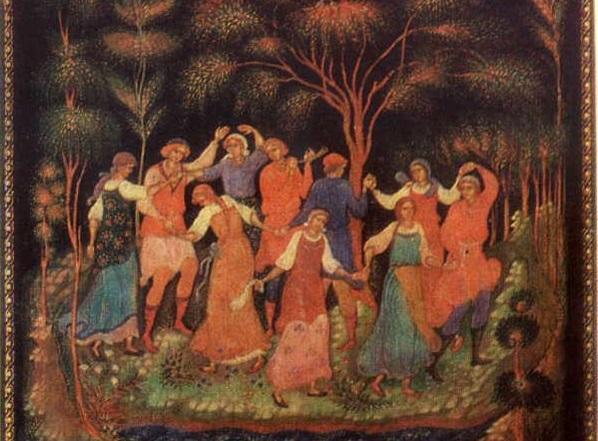 В древности секс между разными расами был