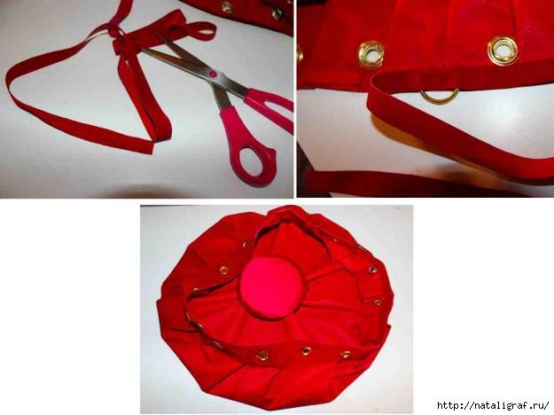7f9ebfe13701 Очаровательная сумка-мешок. МК