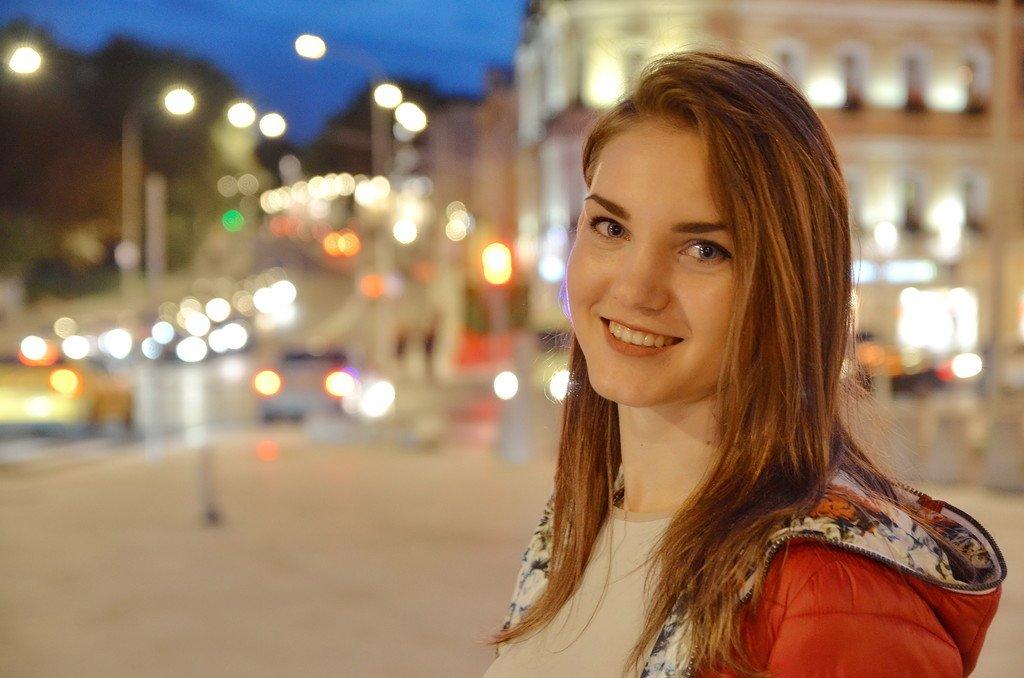 Украинка, оказавшаяся в Моск…