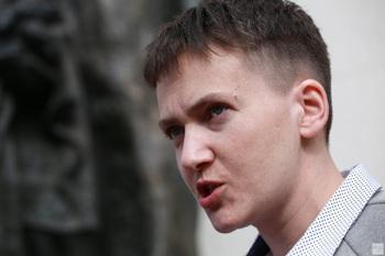 Савченко заявила, что украинские военные к госперевороту готовы