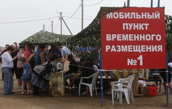 Почему Россия не боится беженцев с Украины?