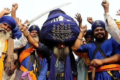 Сикхи – воины мира