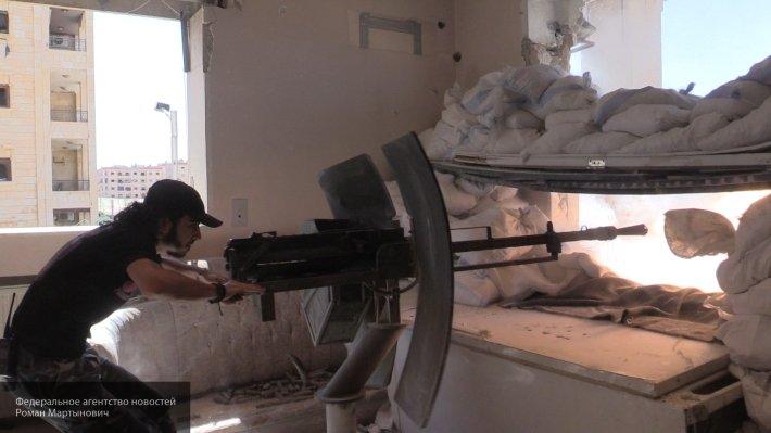 Боевики не выдерживают: наступление ВКС РФ и САА, «аш-Шам» эвакуируется