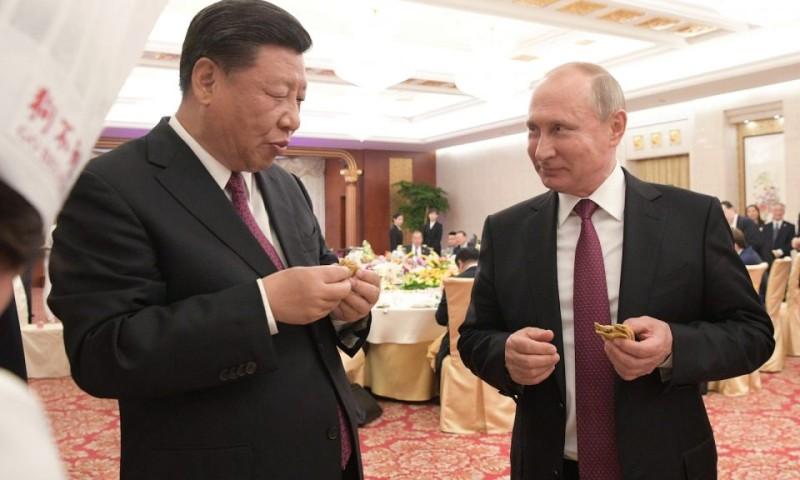 Путин и Си во главе G6 плюс 1