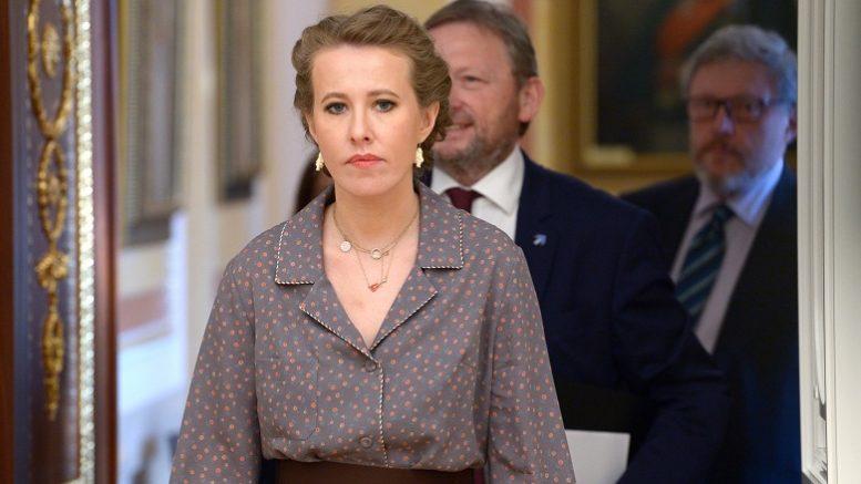 За что российские либералы ненавидят Ксению Собчак