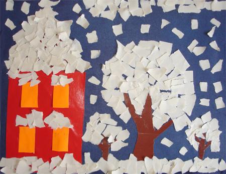 Новогодние поделки на Новый 2013 год в детском саду и дома