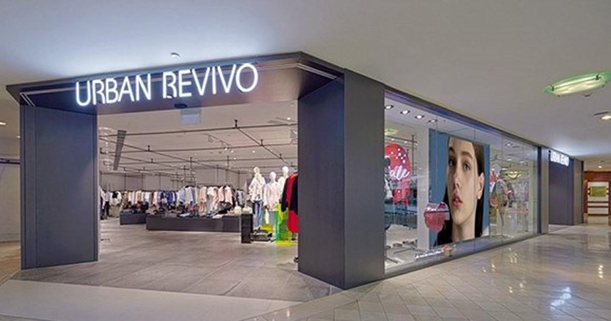 Китайский бренд одежды Urban Revivo выходит на российский рынок