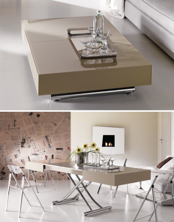 Умная мебель стол трансформер фото