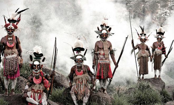 Невероятные племена, до сих пор разбросанные по планете