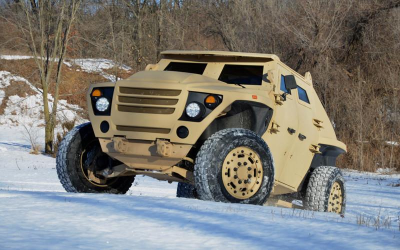 25 безумных военных транспортных средств