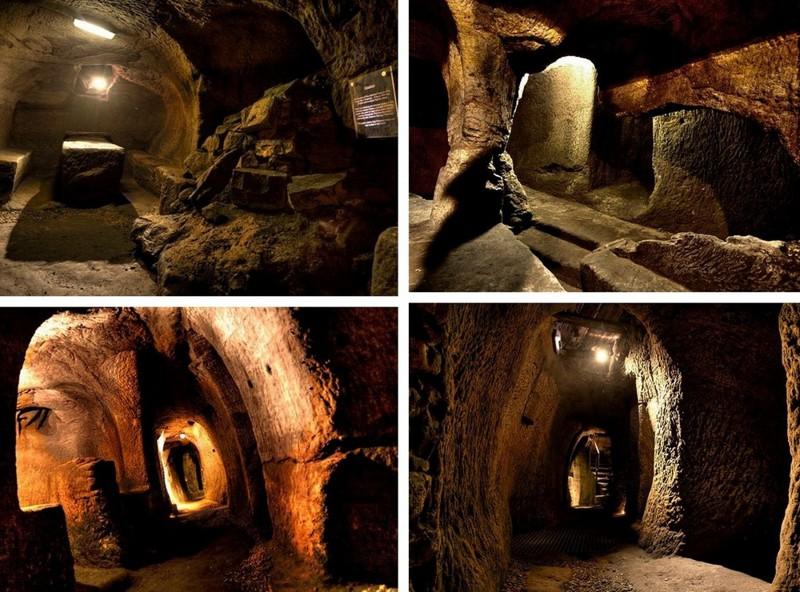 Невероятные подземелья, пост…