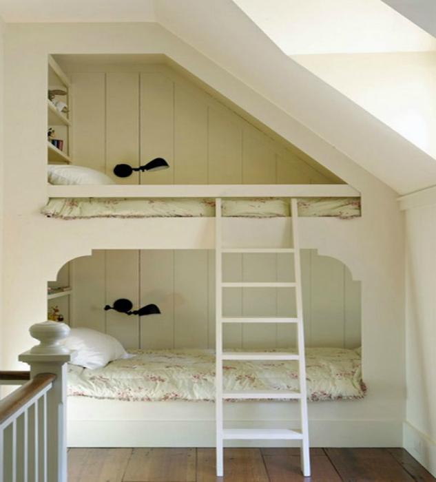 Топ 19 спален для экономящих пространств13
