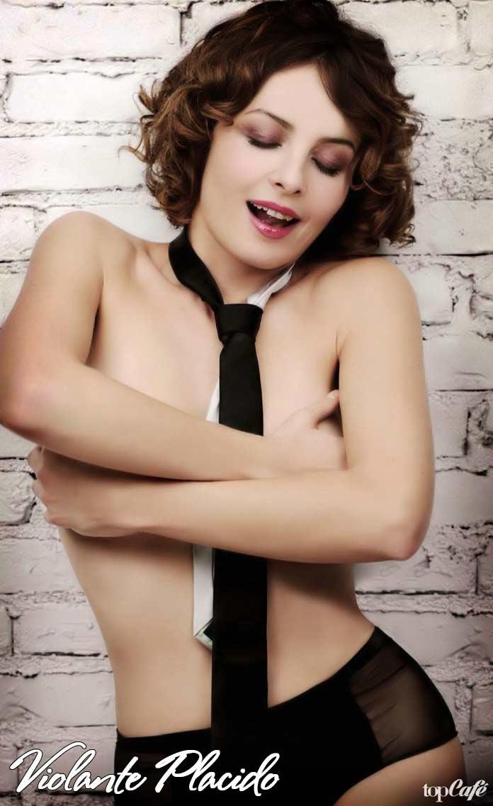 Красивые итальянские актрисы: Violante Placido