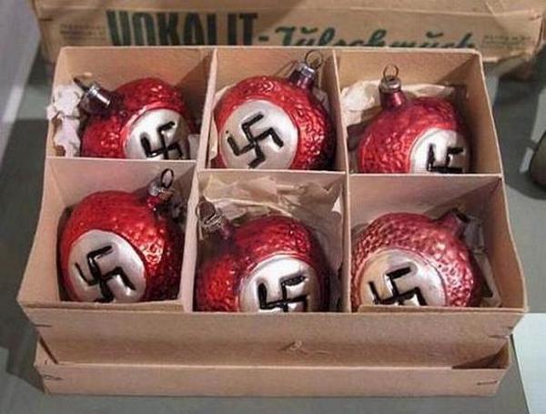 Как Гитлер украл Рождество. Жуткие традиции времен Третьего рейха...