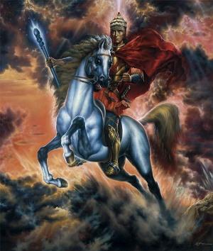 Прощание с Синей Лошадью...