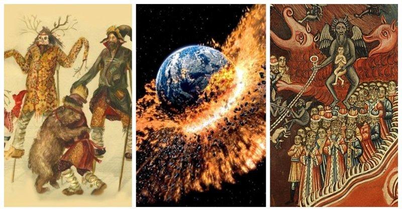 Апокалипсис по-русски: Как наши предки ждали конца света
